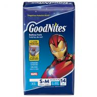 Walgreens GoodNites Bedtime Bedwetting Underwear for Boys, SM