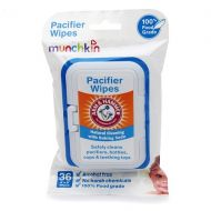 Walgreens Munchkin Arm & Hammer Pacifier Wipes