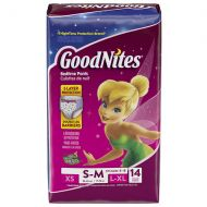 Walgreens GoodNites Bedwetting Underwear for Girls, SM