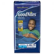 Walgreens GoodNites Bedtime Bedwetting Underwear for Boys, LXL