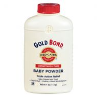 Walgreens Gold Bond - Childrens Medicated Baby Powder