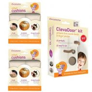 Walgreens Clevamama Baby Home Safety Corner Guards & Door Cushions Set