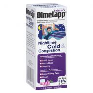 Walgreens Childrens Dimetapp Nighttime Cold & Congestion Grape