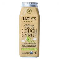 Walgreens Matys Organic Childrens Mucus Cough Syrup