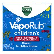 Walgreens Vicks Child VapoRub