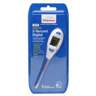 Walgreens Flex Tip 2-Second Digital Thermometer