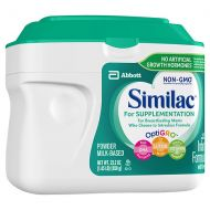 Walgreens Similac For Supplementation Infant Formula with Iron, Powder
