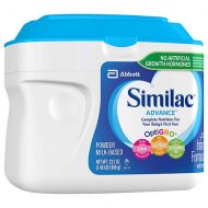 Walgreens Similac Advance Complete Nutrition, Infant Formula with Iron, Powder