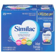 Walgreens Similac Advance Complete Nutrition, On-the-Go Infant Formula with Iron, Ready to Feed