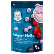 Walgreens Gerber Graduates Yogurt Melts Mixed Berry