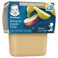 Walgreens Gerber 2F Puree Tub Bananas with Apples & Pears