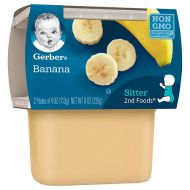 Walgreens Gerber 2F Puree Tub Bananas