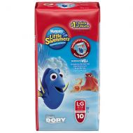 Walgreens Huggies Little Swimmers Disposable Swimpants, Swim Diaper, Large