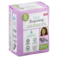 Walgreens Well Beginnings Girls Training Pants 3T4T
