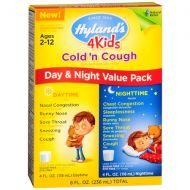 Walgreens Hylands Kids Day & Night Cold & Cough Combo