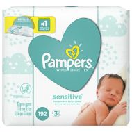 Walgreens Pampers Stages Sensitive Baby Wipes Unscented, 3