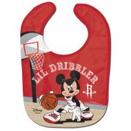 WinCraft Houston Rockets Lil Dribbler Baby Bib